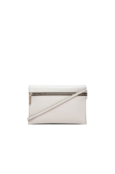 Zip Pouch Crossbody
