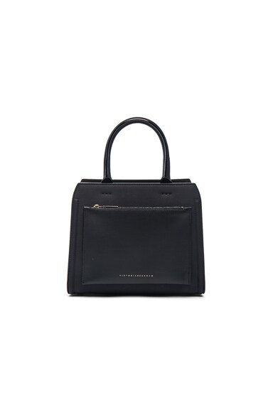 Victoria Beckham Small City Victoria in Black