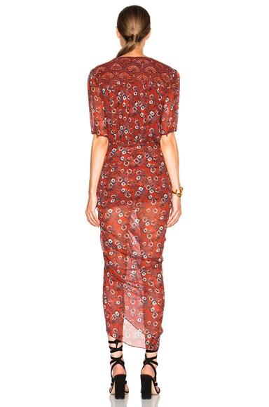 Mariposa Midi Dress