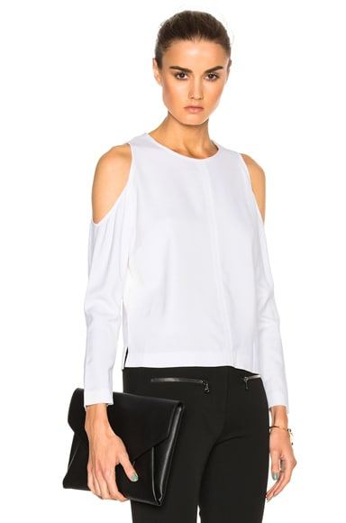 Knight Cold Shoulder Top
