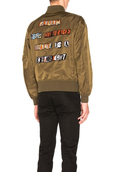 Star Bomber Jacket