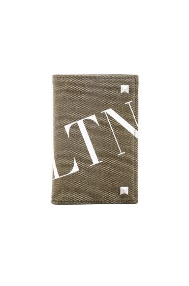 VLTN Logo Cardholder