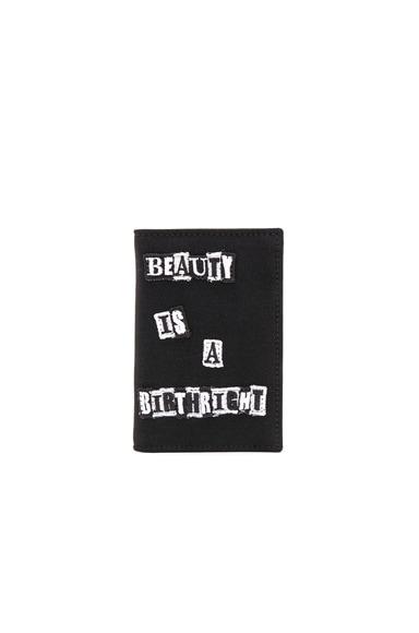 Printed Cardholder