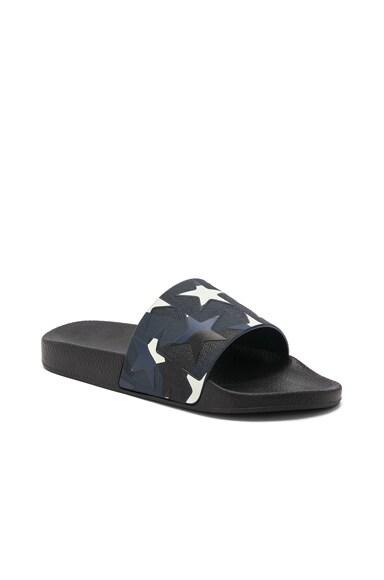 Star Slide Sandals
