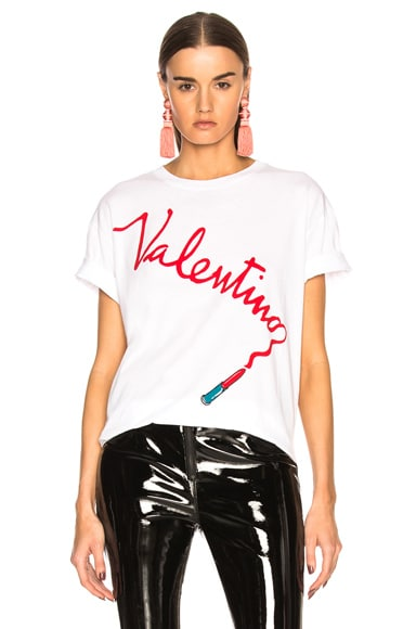 Lipstick Graphic Tee
