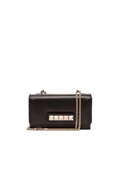 Valentino Small Va Va Voom Bag in Black