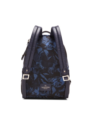 Camu Butterfly Backpack
