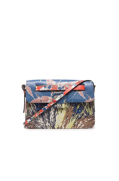 Valentino Mime Shoulder Bag in Al Campione