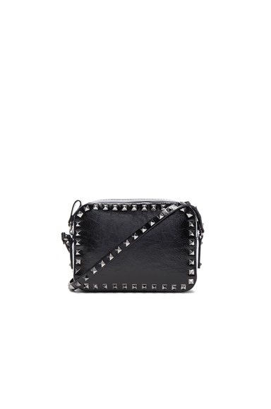 Rockstud Noir Crossbody Bag