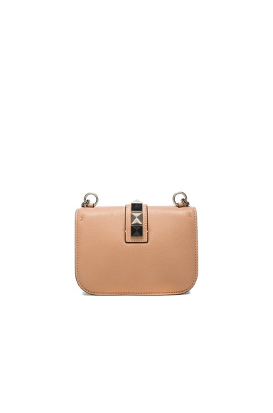Lock Rolling Small Shoulder Bag