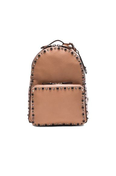Guitar Rockstud Rolling Medium Backpack