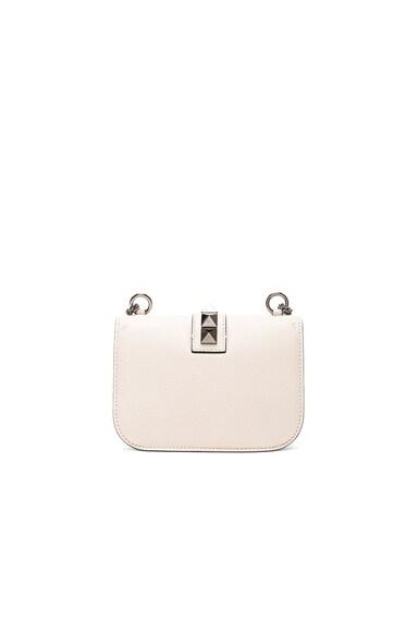 Small Lock Shoulder Bag