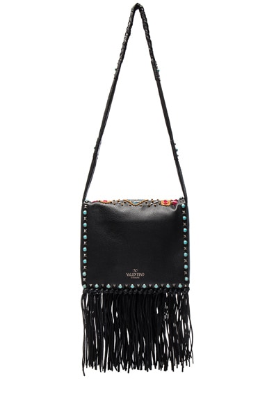 Santeria Fringe Shoulder Bag