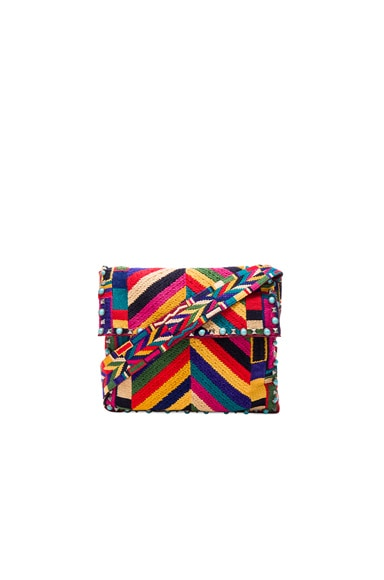 Valentino Santeria Shoulder Bag in Multi