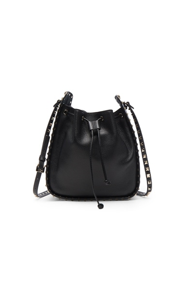 Rockstud Large Bucket Bag