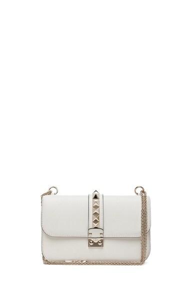 Medium Lock Flap Bag