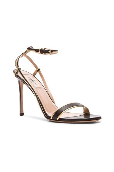 Emilie Leather T.100 Sandals