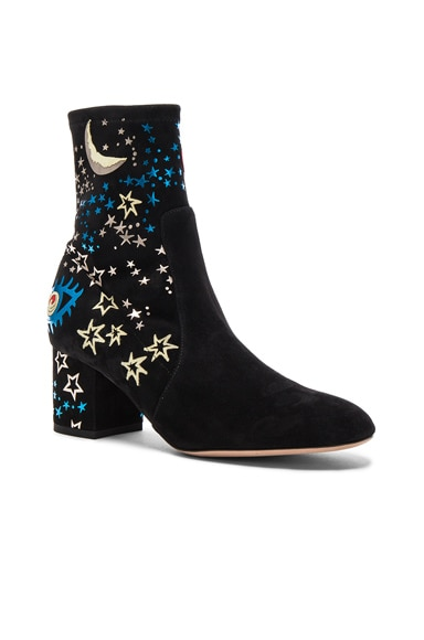 Suede Astro Couture Boot
