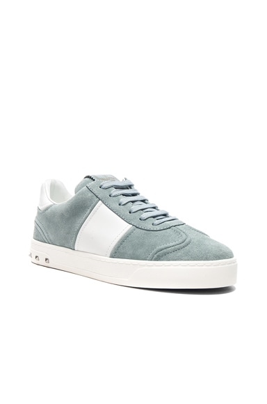 Suede Fly Crew Sneakers