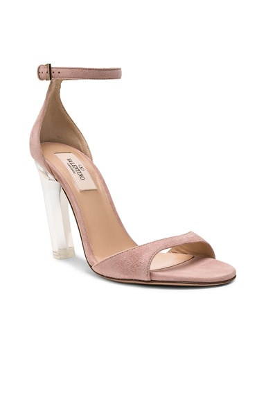 Twinkles Ankle Strap Sandals