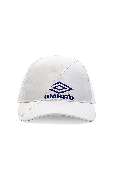 x Umbro Cut-Up Cap