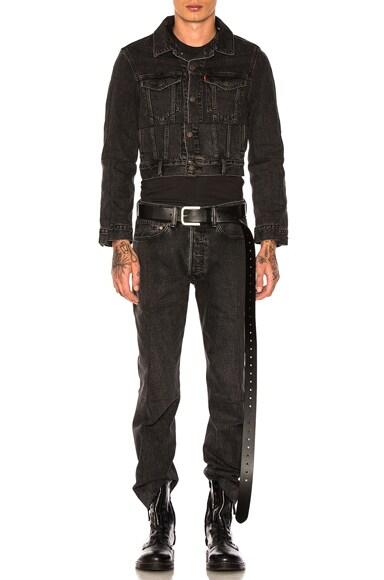 x Levis Reworked Denim Jacket