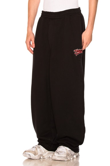 Large Heavy Sweatpants