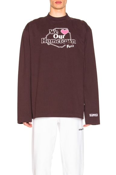 Hometown Long Sleeve