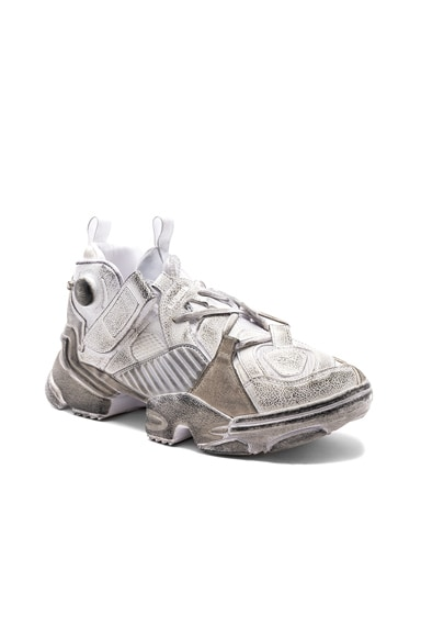 Genetically Modified Pump Sneakers