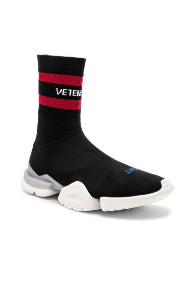 x Reebok Sock Pumps