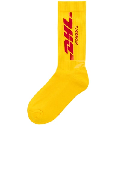 x DHL Socks