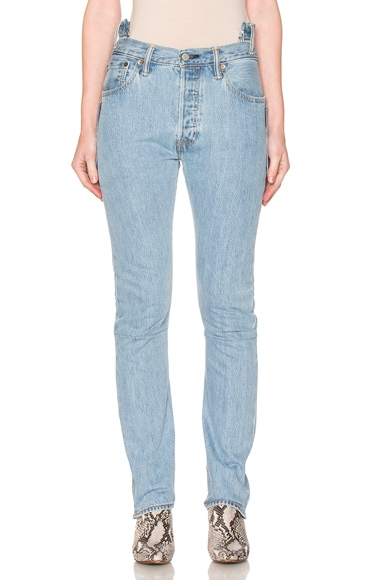 Season 2 Hi Waisted Jeans