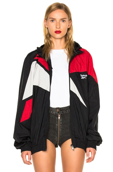 VETEMENTS x Reebok Classic Track Jacket in Multi