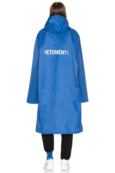 Entry Level Long Raincoat