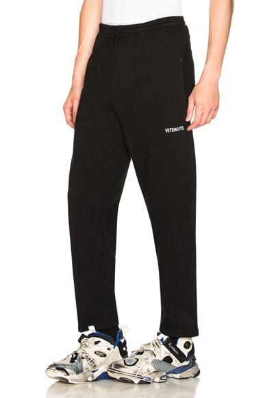 Small Logo Sweatpants