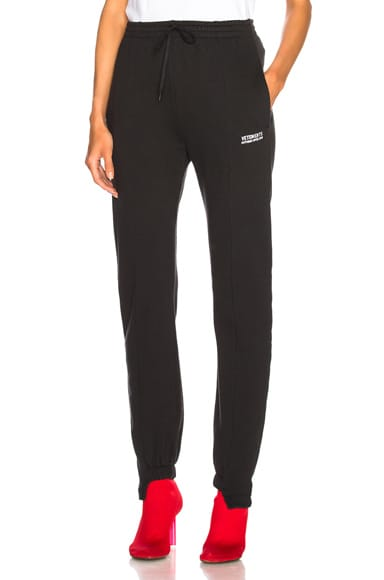 Push Up Jogging Sweatpants