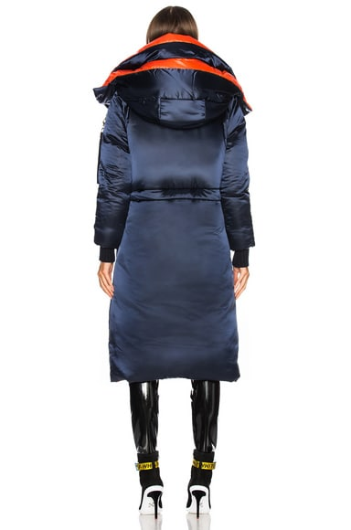 Adjustable Length Parka