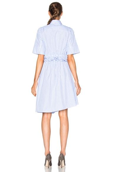 Ruffle Waist Dress