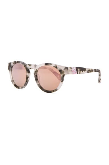 x Olivia Palermo Voyager 15 Sunglasses