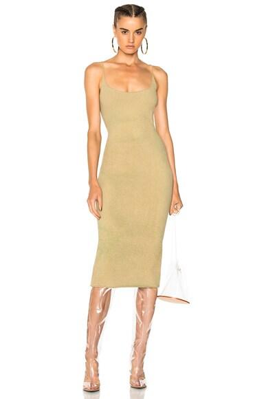 Boucle Long Dress