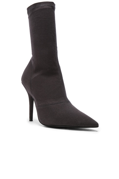 Season 6 Stretch Canvas Ankle Boots