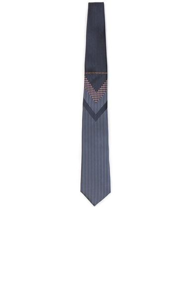 Yohji Yamamoto Tie in Blue