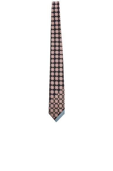 Yohji Yamamoto Tie in Black