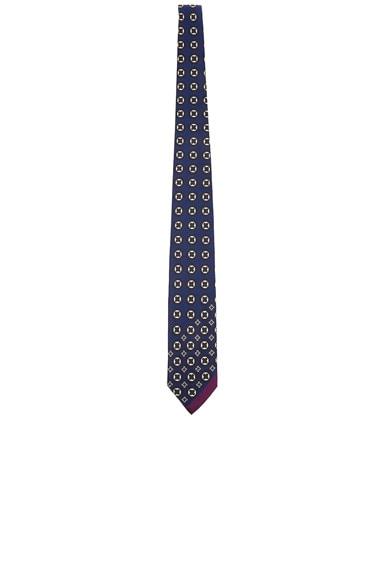 Yohji Yamamoto Tie in Navy