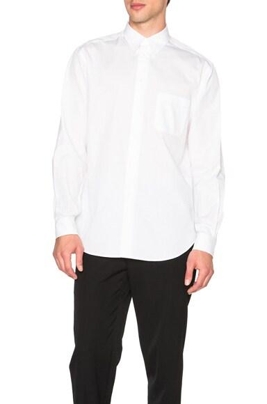 Yohji Yamamoto CDH Shirt in White