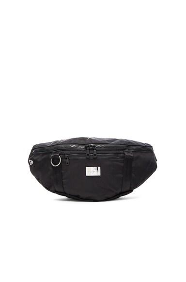 Yohji Yamamoto Waist Bag in Black