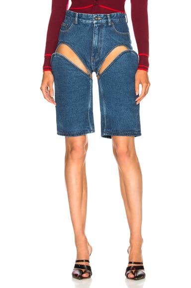 Detachable Short