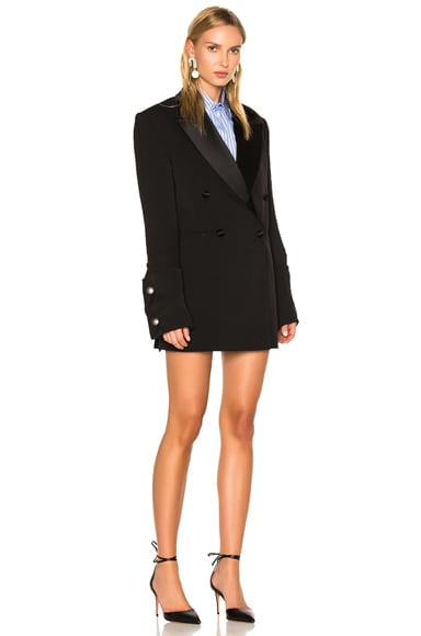 Y Project Blazer in Black