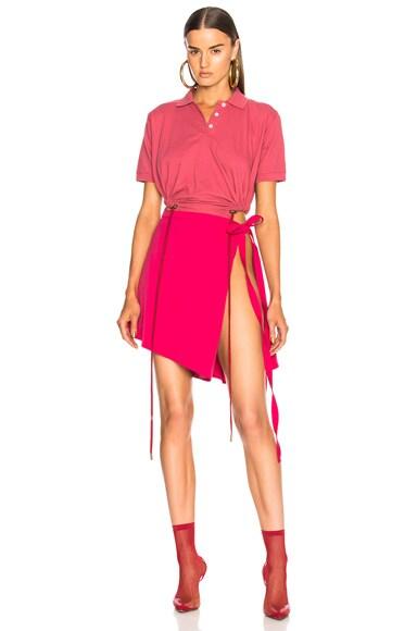 Open Side Skirt