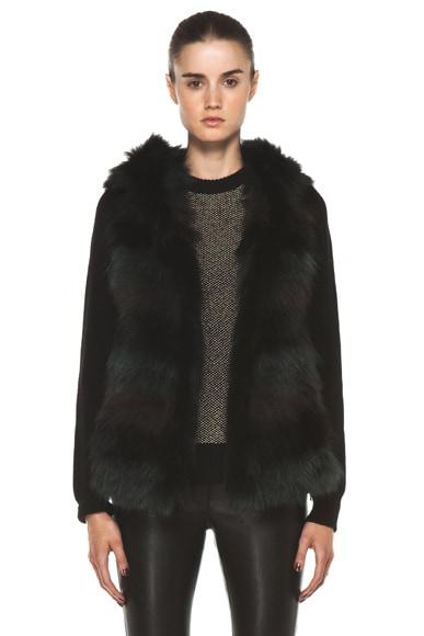 Multi Fur Vest